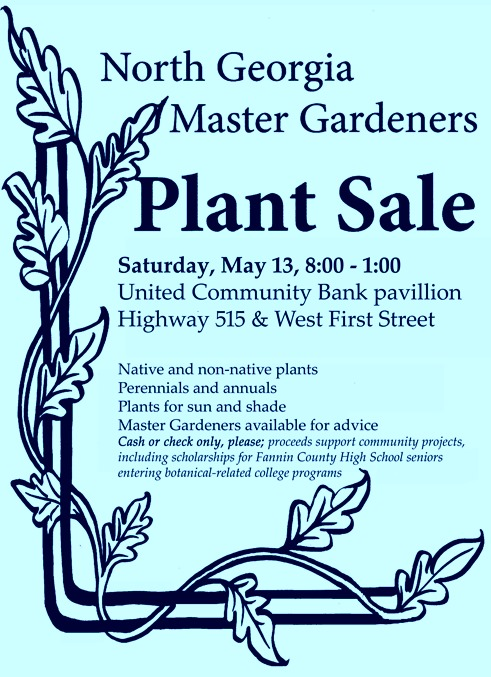 North Georgia Master Gardeners Fannin County Georgia